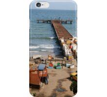 a beautiful Gambia landscape iPhone Case/Skin