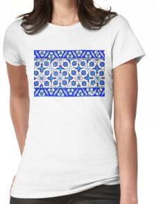Traditional 06 Womens Fitted T-Shirt