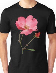 Wild rose Unisex T-Shirt
