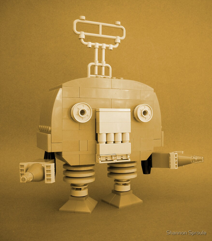 Robotix I by Shannon Sproule