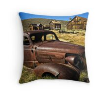 Wild West series..Bodie #3 Throw Pillow