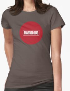 Marvelous Womens Fitted T-Shirt