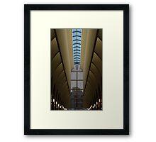 Perfect Symmetry Framed Print