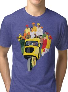 COLORS OF INDIA Tri-blend T-Shirt