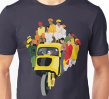 COLORS OF INDIA Unisex T-Shirt