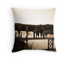 Ooh! Look at that! Throw Pillow