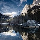 Mirror Mirror - Mirror Lake, Yosemite National Park by Michael Chong