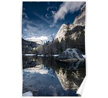 Mirror Mirror - Mirror Lake, Yosemite National Park Poster