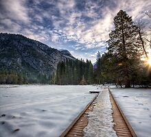 Beautiful Journey - Yosemite National Park by Michael Chong