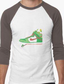 Bal-ang! Yoshi got dunks. Men's Baseball ¾ T-Shirt
