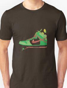 Bal-ang! Yoshi got dunks. T-Shirt