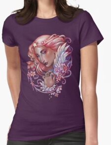Morning Star Womens Fitted T-Shirt