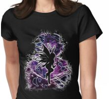 Fairy Dust! The Adventure Begins! Womens Fitted T-Shirt