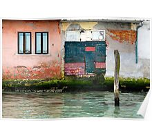 All About Italy. Venice 24 Poster