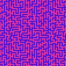 A Maze Pattern (IV) by nametaken