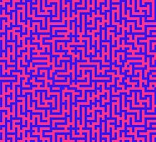 A Maze Pattern (IV) by nametaken