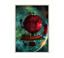 The Chariot Art Print