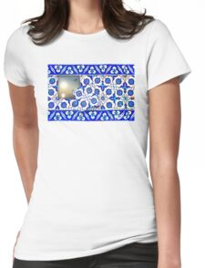 Traditional 07 Womens Fitted T-Shirt