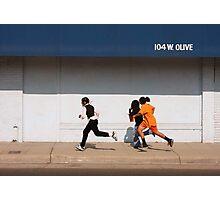 On the Run Photographic Print