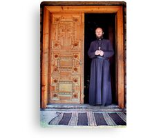 Father Alexander Canvas Print