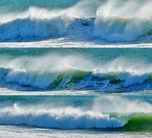 sea roar tryptic by terezadelpilar~ art & architecture