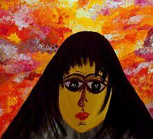 El Teide is a girl by Catalina Moroianu
