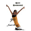 iPhone Stop Smoking... Yes! I can do it!! by Qnita