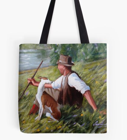 Far from the madding crowd Tote Bag