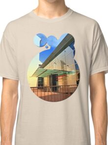 Archeology museum of Wels | architectural photography Classic T-Shirt