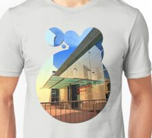 Archeology museum of Wels | architectural photography Unisex T-Shirt