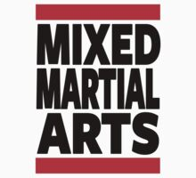 Mixed Martial Arts Kids Clothes
