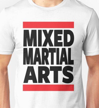 Mixed Martial Arts Unisex T-Shirt