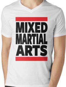 Mixed Martial Arts Mens V-Neck T-Shirt