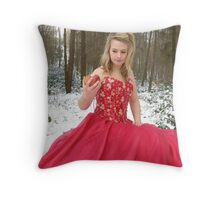 She Lives in a Fairytale 02 Throw Pillow