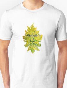 Man of Green Unisex T-Shirt