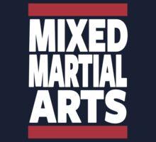 Mixed Martial Arts Kids Clothes
