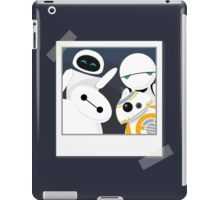 Baymax and Friends Selfie  iPad Case/Skin