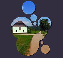 Peaceful countryside scenery   landscape photography Unisex T-Shirt