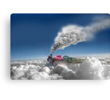 Sky Express Canvas Print