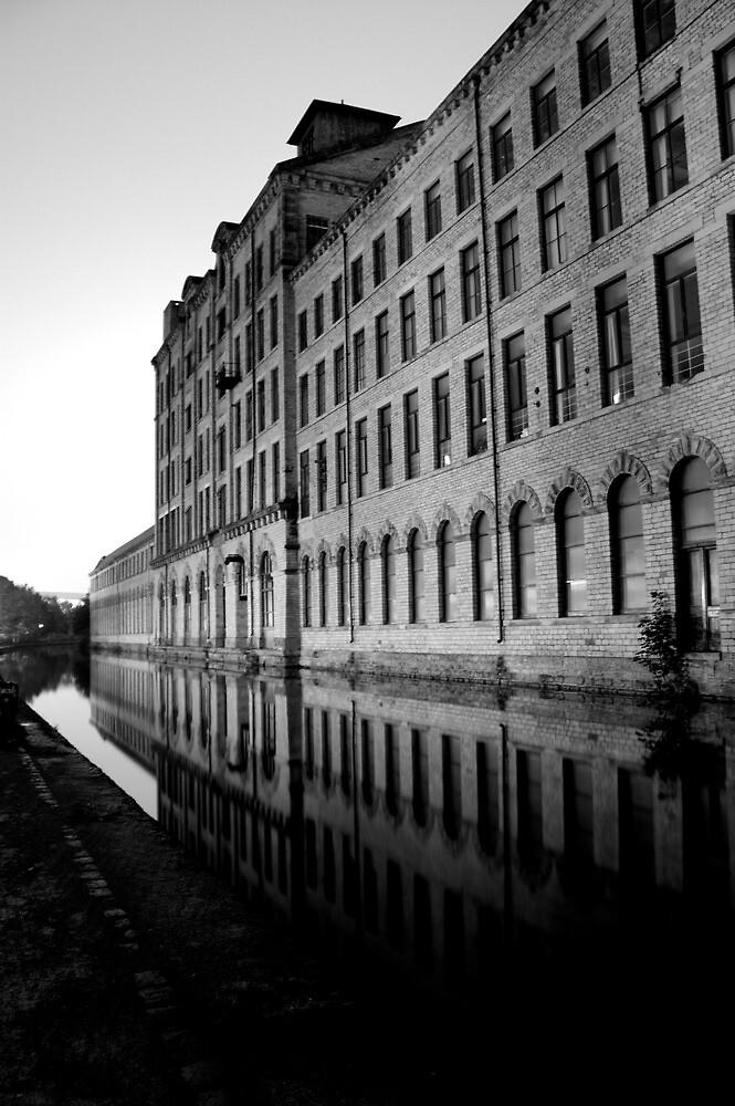 Salt's Mill II by ThePingedHobbit