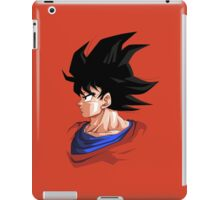 Profile of Goku - Dragon Ball iPad Case/Skin