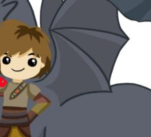 How to train your dragon [Ultimate] Sticker