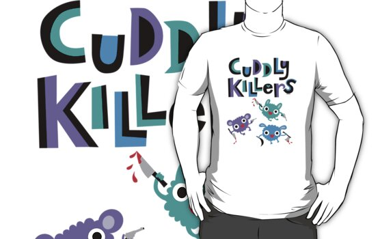 Cuddly Killers by Andi Bird