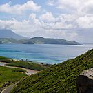 Unspoiled Beaches of St. Kitts by Memaa