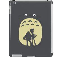 Totoro - Buzz y Woody iPad Case/Skin