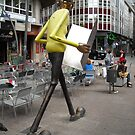 Sculpture in the street by darioalvarez