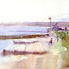 whitstable by Peter Lusby Taylor
