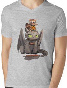 How to train your dragon ! Mens V-Neck T-Shirt