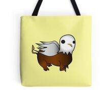 Cute Dumb Griffin Tote Bag