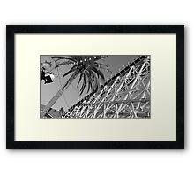 Coaster 02 Framed Print
